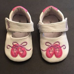 Jack and Lily My Mocs Ballet Shoes 6-12 months